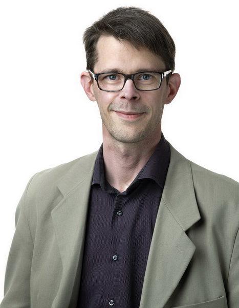 Andreas Holmberg - VD på Expandermetall