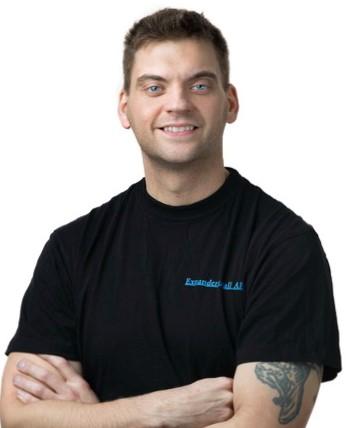 Pierre Sundqvist - Anställd i produktionen på Expandermetall