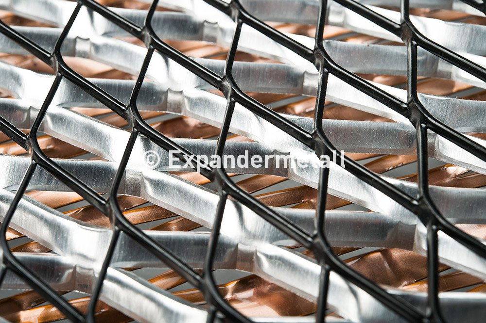 Expandermetall - Sträckmetall - Expandermetall - Sträckmetall -