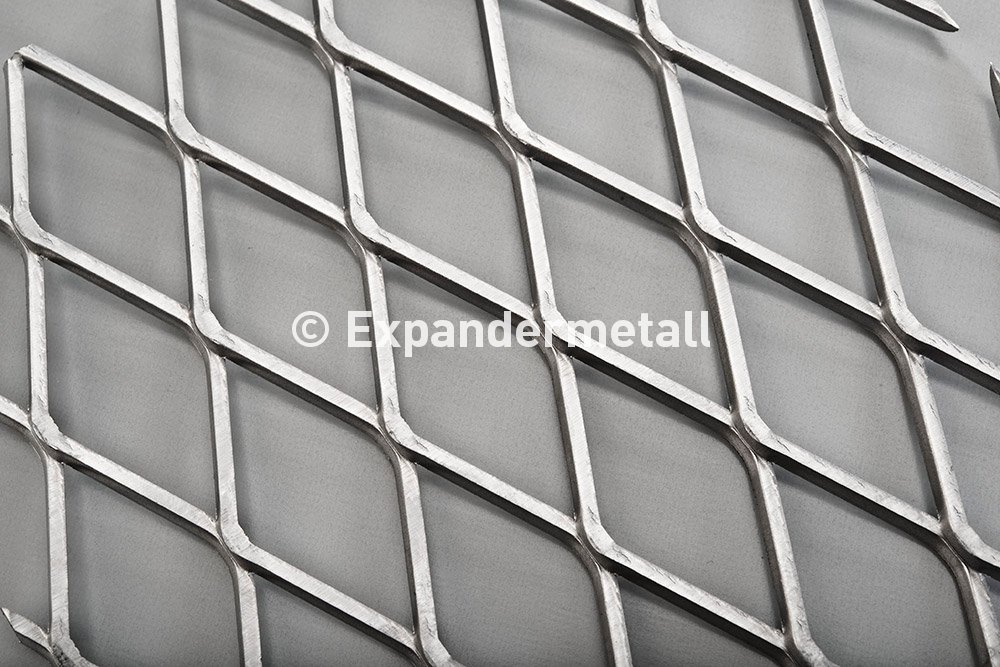 Expandermetall - Sträckmetall - Expandermetall - Sträckmetall - 75X30